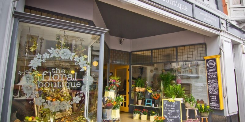 The Floral Boutique, Isle of Wight